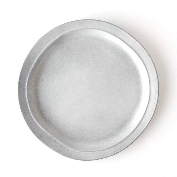 Teller ø 28 cm dune grey Steingut
