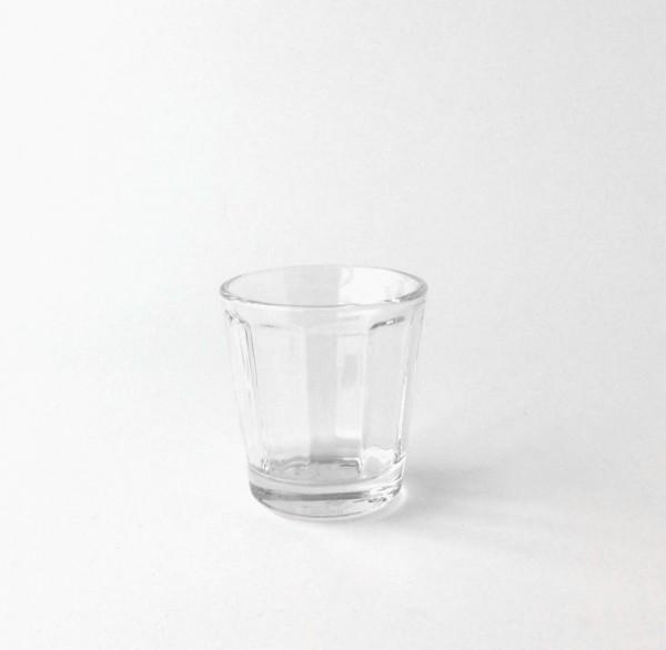 Esspressoglas H 6 cm ø 6,,5 cm transparent 10cl