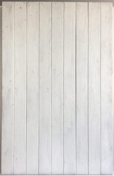 L 140 cm x B 82 cm Untergrund, Holz used, weiß