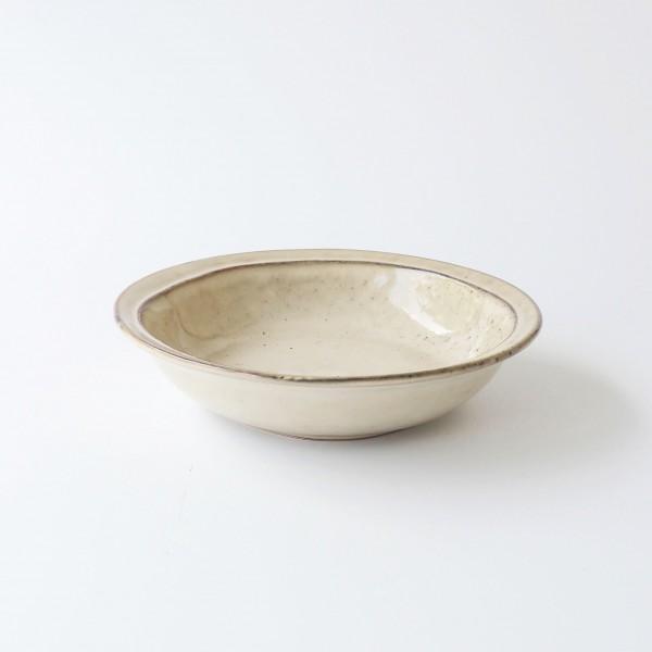 Suppenteller dune Steingut