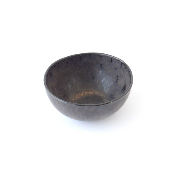 Schale Schüssel schwarz matt, klein ø ca 11 cm