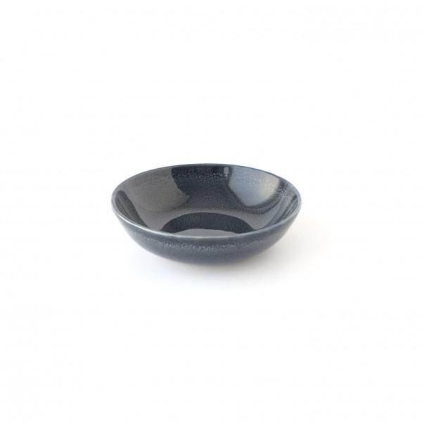 kleine Schale Dipschale ø 9 cm blaugrün glänzend