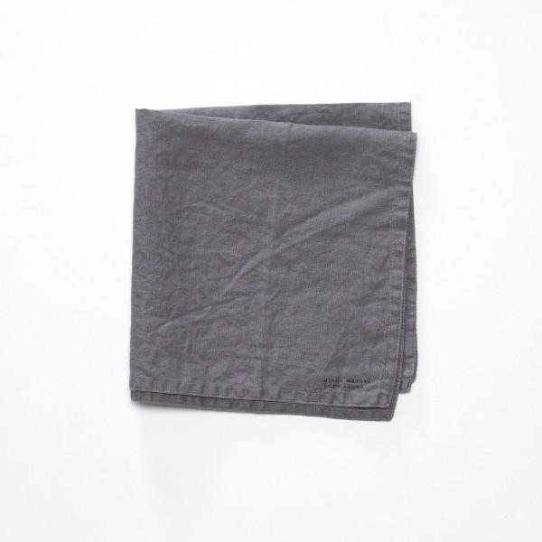 Serviette Leinen mittel grau 45 x 45 cm