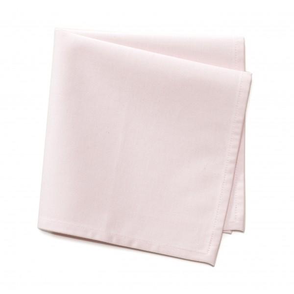 Serviette Baumwolle rosa 41 x 41cm