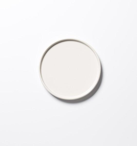 kleiner Teller Frühstücksteller weiß ø 15 cm matt