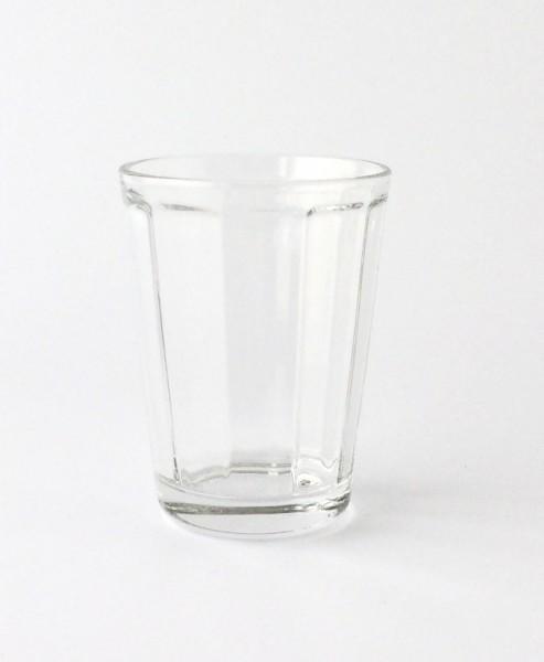 Trinkglas H 9,5 cm ø 7,0 cm transparent