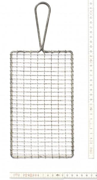 Kuchengitter Metall edelstahl L 22cm | L 33cm mit Stil